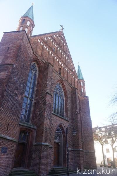 ブレーメン半日観光で行った聖ヨハン教会