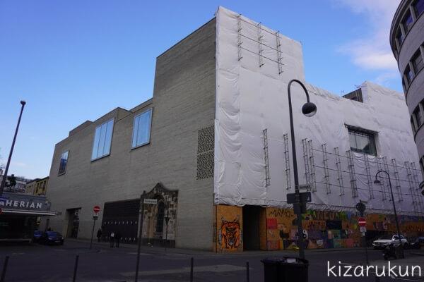 ケルン半日観光で行ったコルンバ美術館