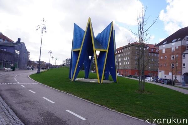 コペンハーゲン観光で行ったスーパーキーレン