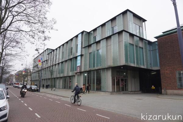 ロッテルダム半日観光で行ったボイマンス・ヴァン・ベーニンゲン美術館