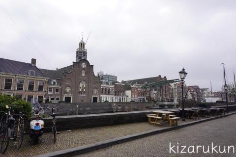 ロッテルダム半日観光で散歩・散策したデルフスハーヴェン