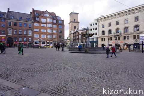 デンマーク・コペンハーゲン1日観光で散策したストロイエ
