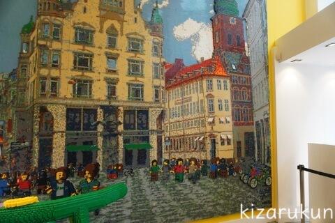 デンマーク・コペンハーゲン1日観光で行ったレゴ・ストア・コペンハーゲン本店:壁紙