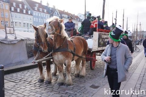デンマーク・コペンハーゲン1日観光で行ったニューハウン