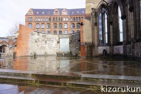 ドイツ・ハンブルクの聖ニコライ教会観光記録