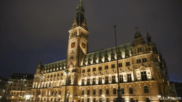 ハンブルク観光