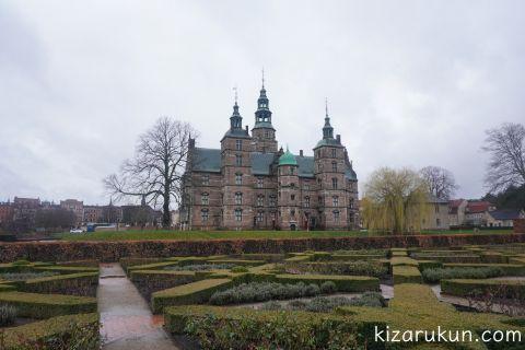 コペンハーゲンローゼンボー城