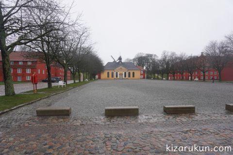 コペンハーゲンカステレット要塞