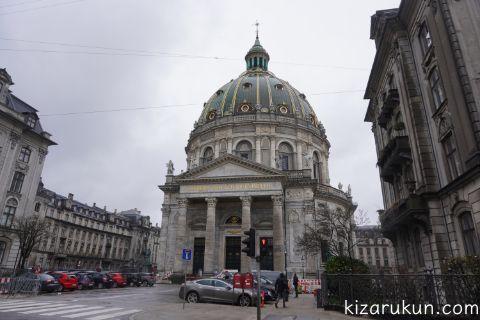 コペンハーゲンフレデリック教会
